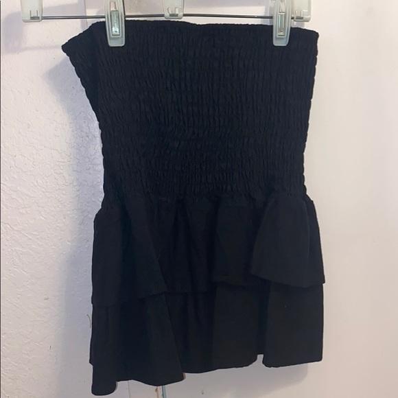 MAJORELLE Dresses & Skirts - Majorelle smocked skirt